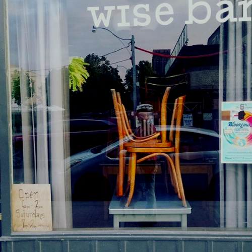 wise bar front